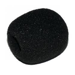 Gąbka mikrofonowa mała czarna