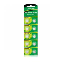Bateria AG4 10szt/Blist., blister