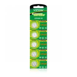 Bateria litowa CR1620 5szt/Blist., blister