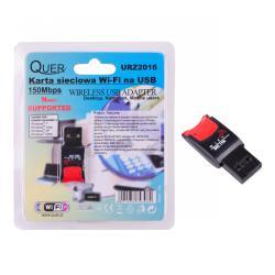 Adaptor (Karta sieciowa) Wi-Fi na USB Quer