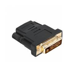 Złącze HDMI gniazdo-DVI wtyk 24+1