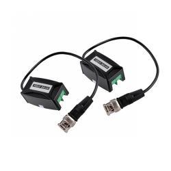 Transformator video wtyk BNC na kablu