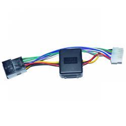 ISO do radii Peiying zasilanie+głośniki dla modeli z DVD (np.PY8118D,PY6128D), komplet