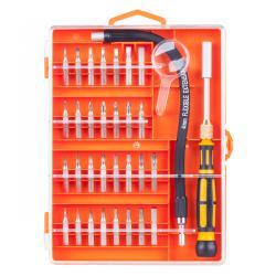 Zestaw śrubokrętów precyzyjnych 33szt. z giętką prowadnicą