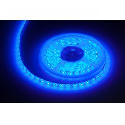 Sznur diodowy 5m niebieski wodoodporny