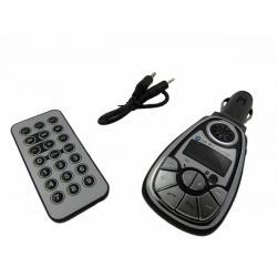 Samoch. FM transmiter PEIYING ALIEN (pilot, karta SD/MMC,USB,JACK) + Bt