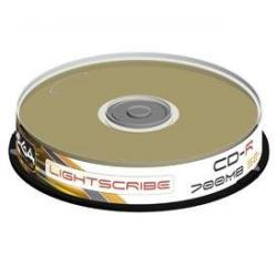 CD-R FREESTYLE LIGHTSCRIBE 700MB 52X cake 10szt VERSION 1.2