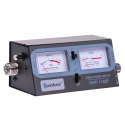 Reflektometr SUNKER URZ0522(SWR-1180P)