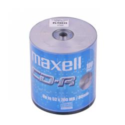CD-R MAXELL 700MB 52x SP.100szt