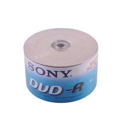 DVD-R x16 SONY 4.7GB SOFTPACK-50szt