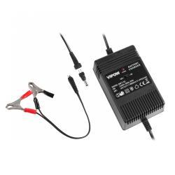Ładowarka automatyczna do akumulatorów żelowych 6V/12V (1800mA)