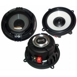 """Głośnik samochodowy midbasowy PY-AY420CA1 4"""" 80W, komplet"""
