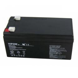 Akumulator żelowy VIPOW 12V 3.3Ah