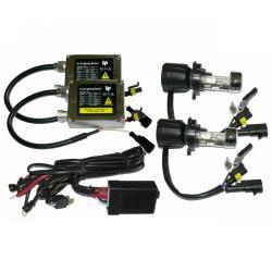 Samochodowy zestaw Xenon H4 hi/low 6000K elektromagnes