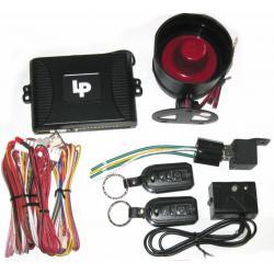 Samochodowy alarm model 868 TLD komplet