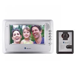 Video-domofon CABLETECH 7 cali kolorowy