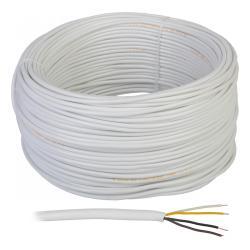 Kabel tel/alarmowy YTDY 4 x 0,5 100m, rolka