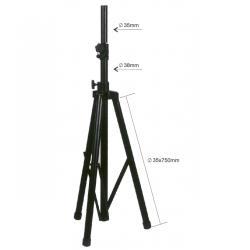 Statyw kolumnowy (aluminium) BSS-02 do 30kg.