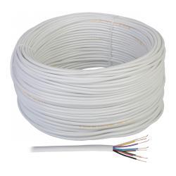 Kabel tel/alarmowy YTDY 8 x 0,5 100m, rolka
