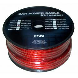 Kabel samochodowy 4Ga OD10mm CU+AL