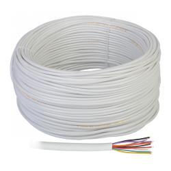 Kabel tel/alarmowy YTDY 10 x 0,5 100m, rolka