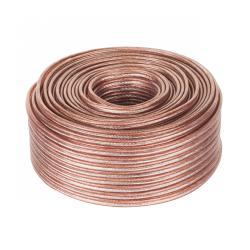 Kabel głośnikowy CCA 4.00mm, rolka
