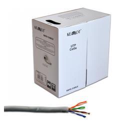 Kabel komputerowy - skrętka KEMOT UTPCat5, rolka