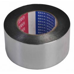Taśma VINI klejąca uniwersalna aluminiowa zbrojona 75mmx50m(690-692)