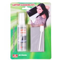 Zestaw do czyszczenia laptopów AG