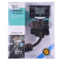Samochodowy transmiter FM z Bluetooth, pilot na kierownicę
