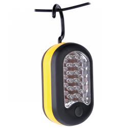 Lampa warsztatowa z magnesem - 27 LED (24+3)