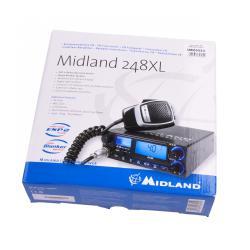Radio CB MIDLAND 248 XL