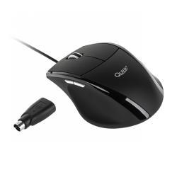 Mysz Optyczna QUER Easy Gamer (USB+PS/2)