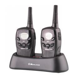 Radiotelefony ręczne PMR MIDLAND G6-XT, komplet