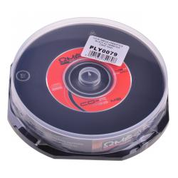 CD-R OMEGA FREESTYLE BLACK DJ 700MB 52X CAKE 10szt.
