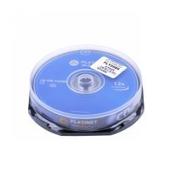 CD-RW PLATINET 700/x12 CAKE 10szt.