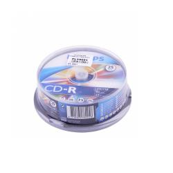 CD-R PHILIPS 700MB 52X CAKE 25szt.