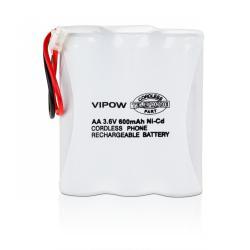 Baterie P220 AA600mAh 3.6V