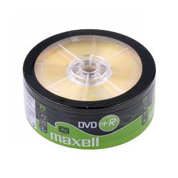 DVD+R MAXELL 4,7 GB 16x SP.25szt.