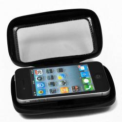 Etui wodoodporne do telefonów komórkowych z mocowaniem (rower, motor) MC314