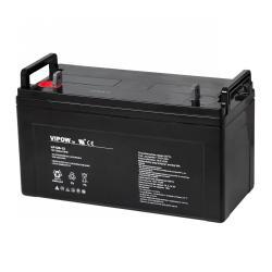 Akumulator żelowy VIPOW 12V 120Ah