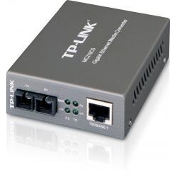 TP-LINK MC 210CS Konwerter światłowodowy 1000Mbps RJ45, SM, SC, do 15 km