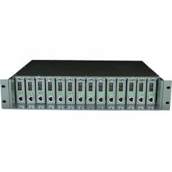 TP-LINK TL-MC1400 Półka 2U na 14 konewrterów światłowodowych