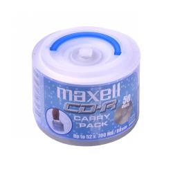 CD-R MAXELL 700MB 52x CARRY PACK 50szt