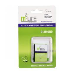 Bateria M-Life AB653850CU do SAMSUNG I900 OMNIA