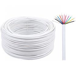 Kabel tel/alarmowy YTDY 12 x 0,5 100m, rolka