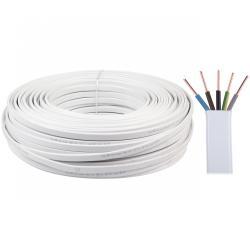 Kabel elektryczny YDYp 5x2,5 450/750V, rolka