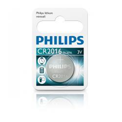 Bateria Philips CR2016/01B, blister