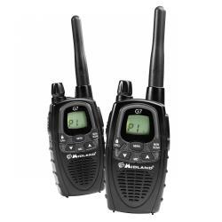 Radiotelefony ręczne PMR MIDLAND G7-EXT(walizka)