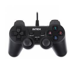 Pad dla graczy z funkcją shock GP-02B INTEX